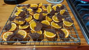 choc oranges